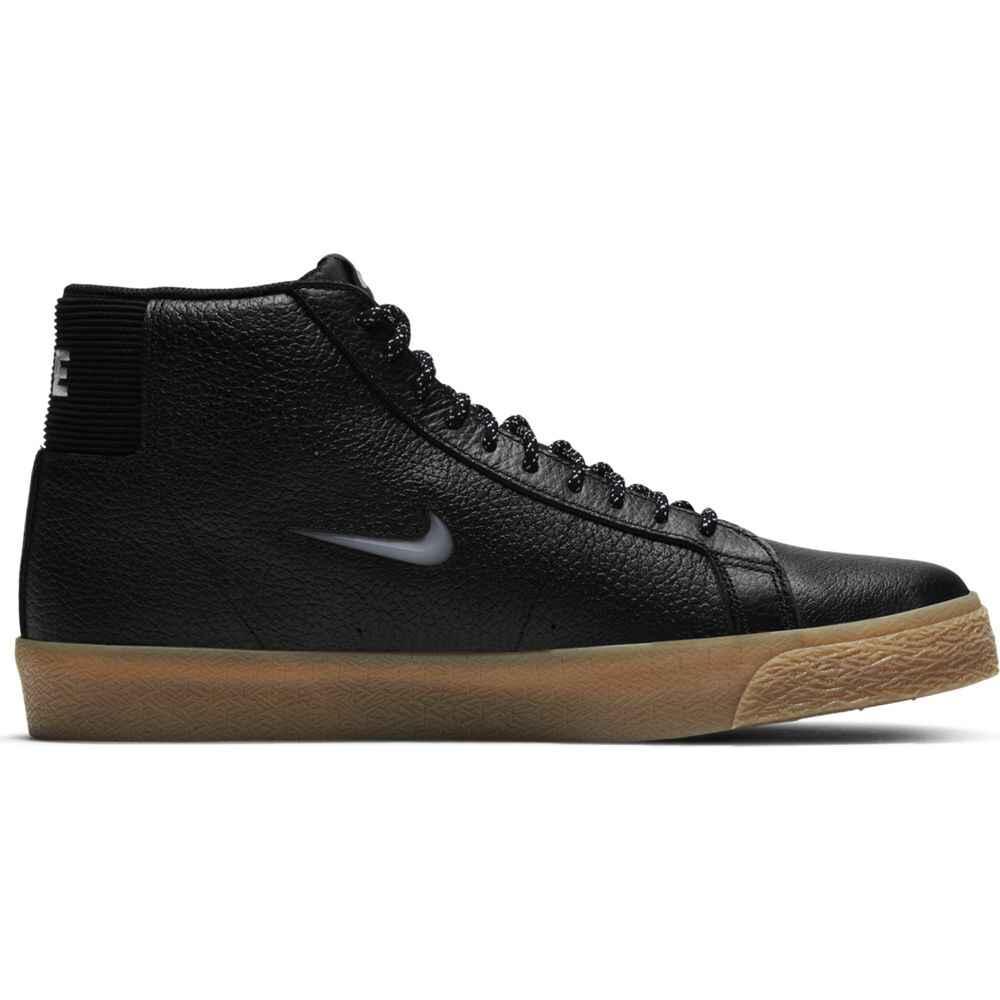 Bebé Mejorar Dinamarca  NIKE SB ZOOM BLAZER MID PREMIUM SHOE - BLACK / GUM - Footwear-Shoes :  Sequence Surf Shop - NIKE 6.0 S20