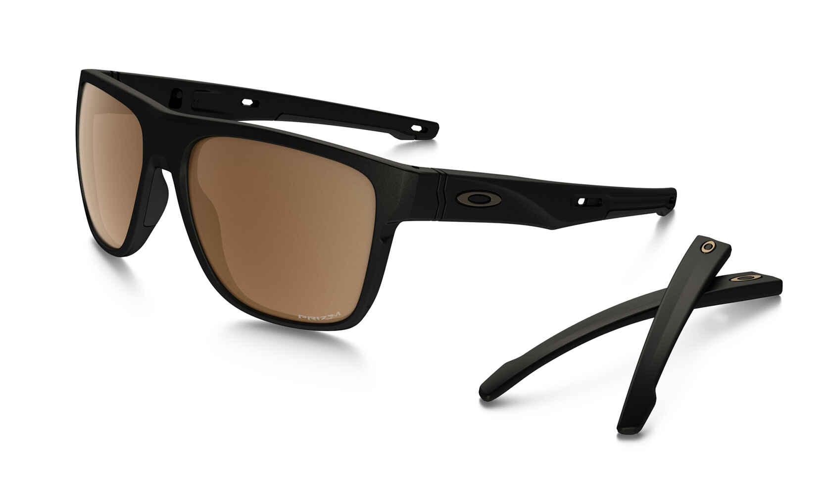 734aaed6545 OAKLEY CROSSRANGE XL - MATTE BLACK   PRIZM TUNGSTEN POLARIZED -  Mens-Accessories   Sequence Surf Shop - OAKLEY ALL