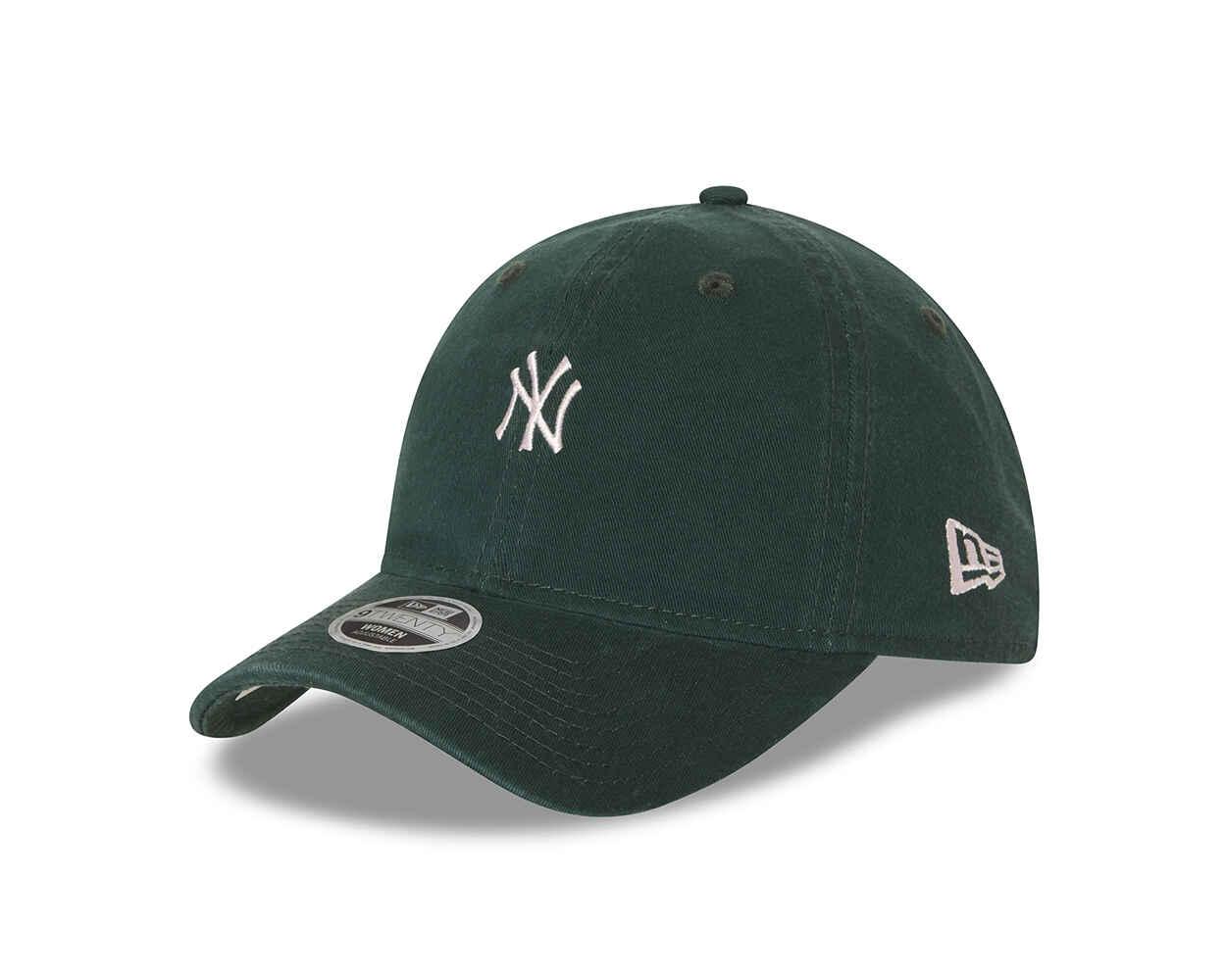 NEW ERA 920 CURVE PEAK CAP - NY - DARK GREEN  PINK - Mens-Accessories    Sequence Surf Shop - NEW ERA S18 3e2a24f8b97