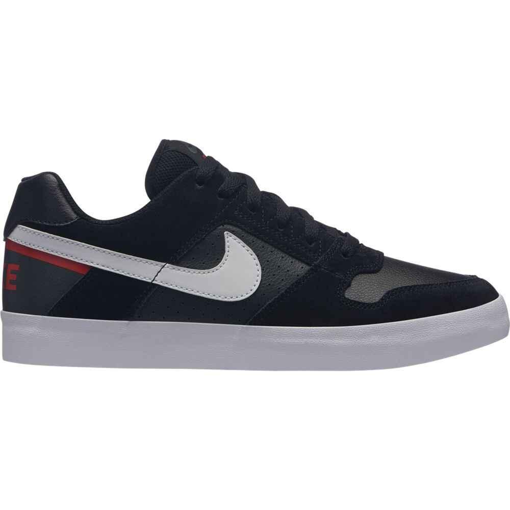 design intemporel ca244 79181 NIKE SB DELTA FORCE SHOE - BLACK/ WHITE RED - Footwear-Shoes ...