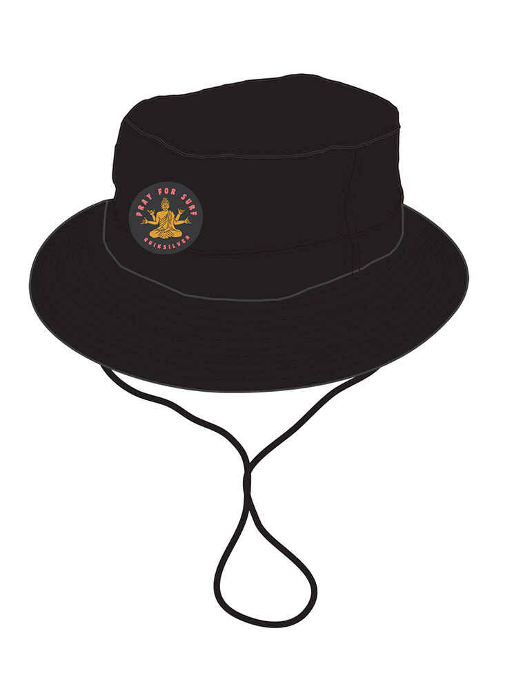 QUIKSILVER BOYS BUCKSLIDER BUCKET HAT - BACK - Youth -Accessories    Sequence Surf Shop - QUIKSILVER S18 f0ce3d450f90