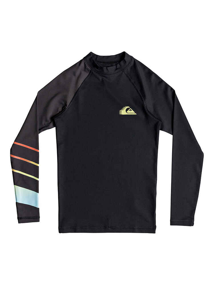 cabb85cd08bb24 QUIKSILVER BOYS ACTIVE L S RASHSHIRT - Wetsuits-Boys   Sequence Surf Shop -  QUIKSILVER S18
