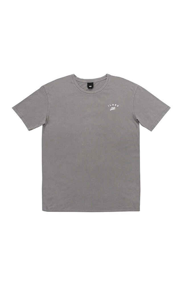 ccd119d38be ILABB MENS NEVER TEE - GREY WASH - Mens-Tops   Sequence Surf Shop - ILABB  S18