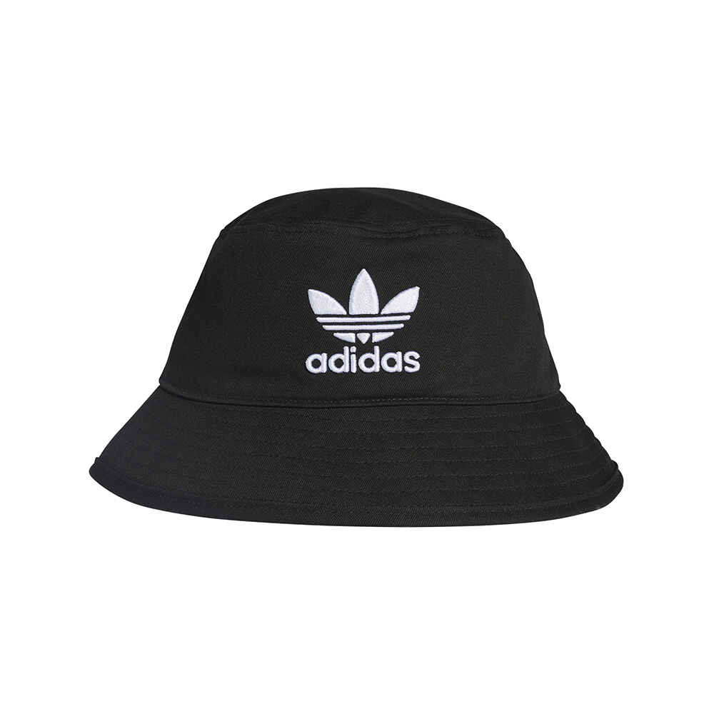 b031d54f2bd ADIDAS BUCKET HAT - BLACK WHITE - Mens-Accessories   Sequence Surf Shop -  ADIDAS S18
