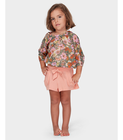 BILLABONG TODDLER GIRLS FIORE TOP