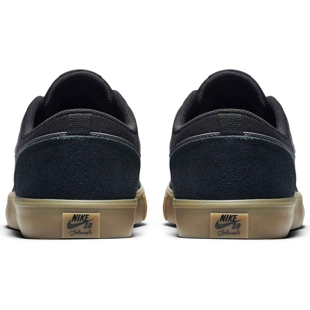 Árbol de tochi bota plan de ventas  NIKE SB PORTMORE II SHOE - BLACK / GUM - Footwear-Shoes : Sequence Surf  Shop - NIKE 6.0 W19