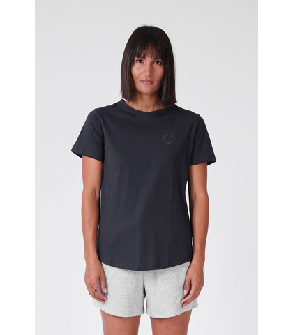 RPM LADIES SSG DAILY TEE - NAVY