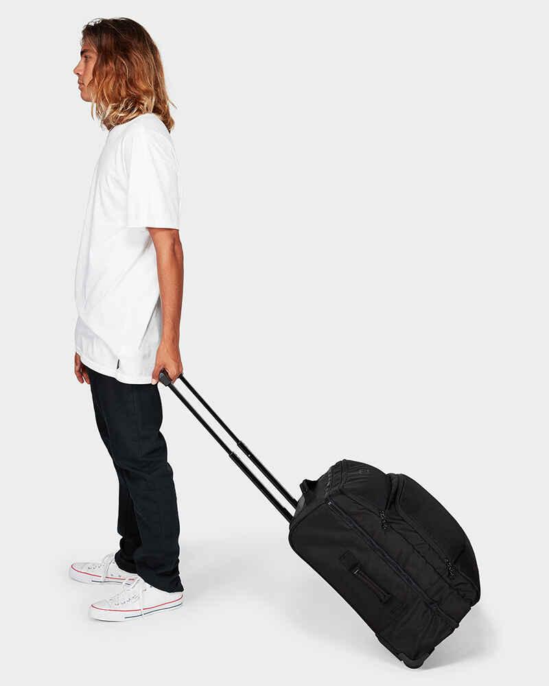 a4dfa76e75e2 BILLABONG MENS BOOSTER CARRY ON TRAVEL BAG - STEALTH - Mens ...