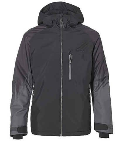 O'NEILL PM DOMINANT SNOW JACKET - BLACK OUT